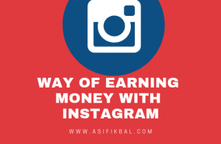 Way of Earning money with Instagram